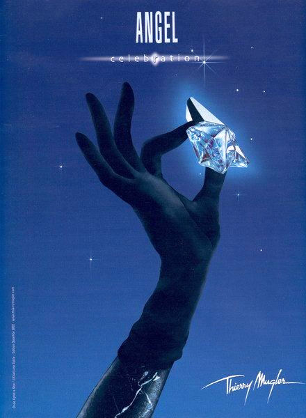 Thierry Mugler Angel Perfume Cosmic Appearances 2002 A Star Is