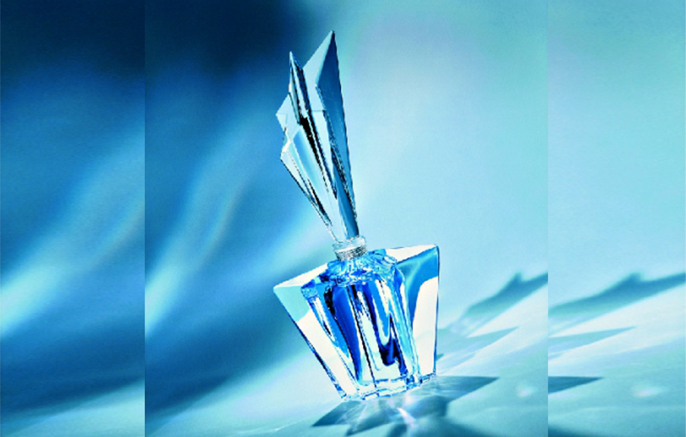 Thierry Mugler Angel Glamorous Star Perfume Bottle, 1996.