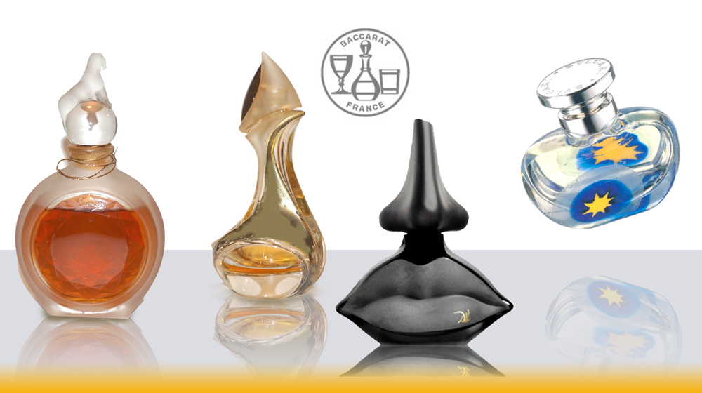 Collection of Limited Edition Perfume Bottles