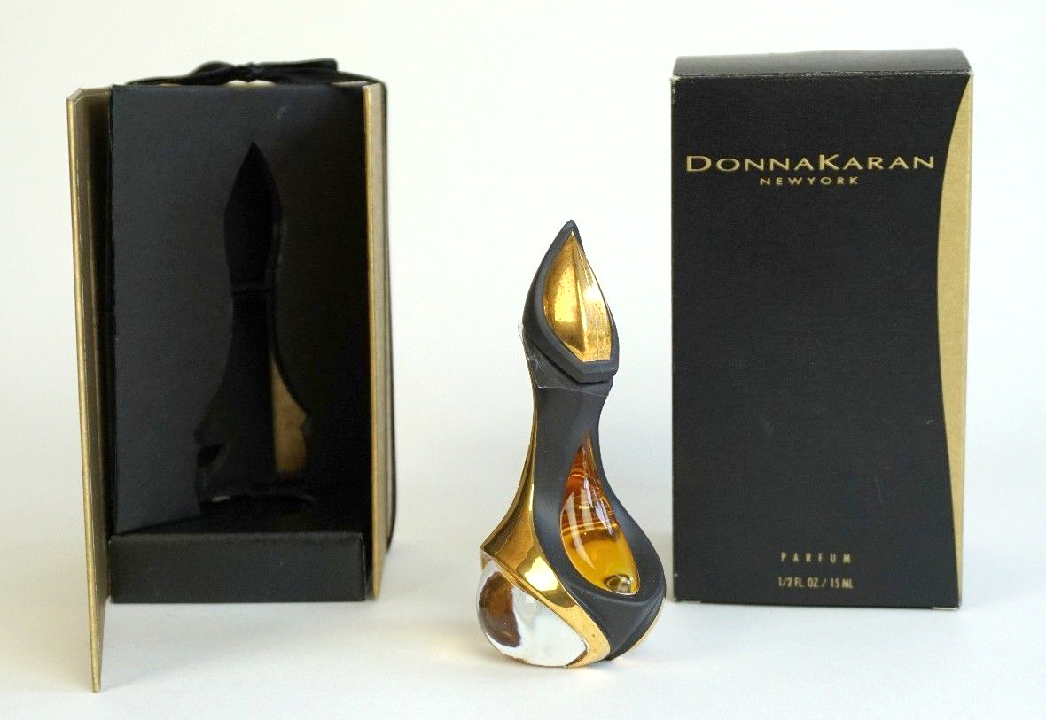 Donna Karan New York Parfum Perfume Bottle Limited Edition K - Donna karan signature perfume