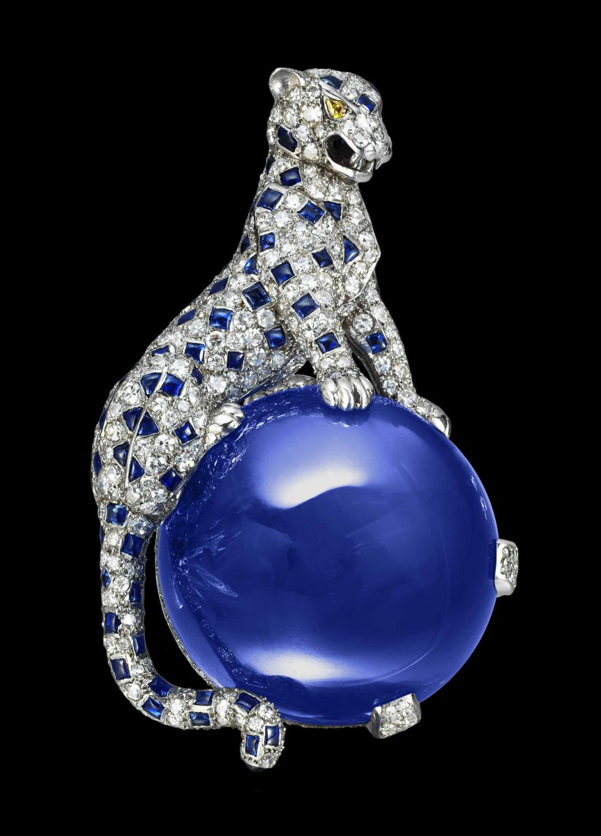 The Duchess of Windsor Pin from Cartier