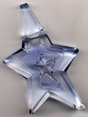 Thierry Mugler Angel Divine Star 2001 Perfume Bottle Collectable