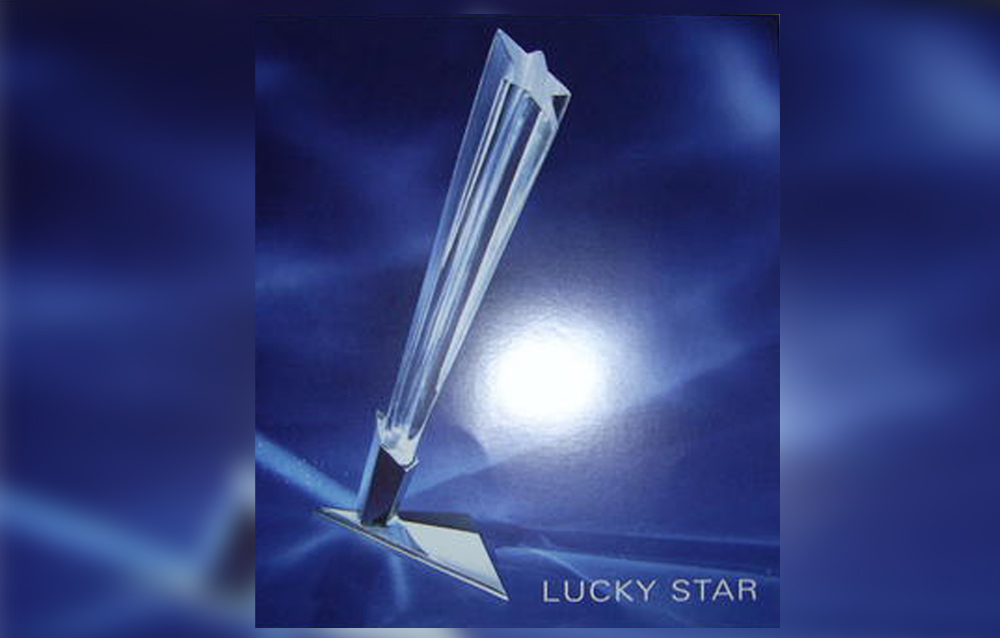 You Must Be My Lucky Star, 1999.