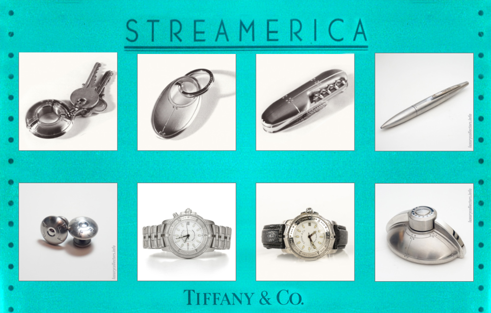 Copy Testing of Tiffany & Co. Streamerica 18K Gold LOAD TIMES