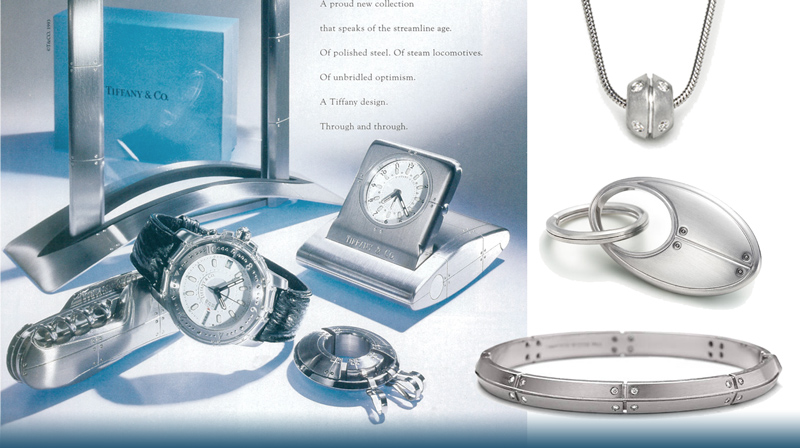 Collecting Streamerica by Tiffany & Co.
