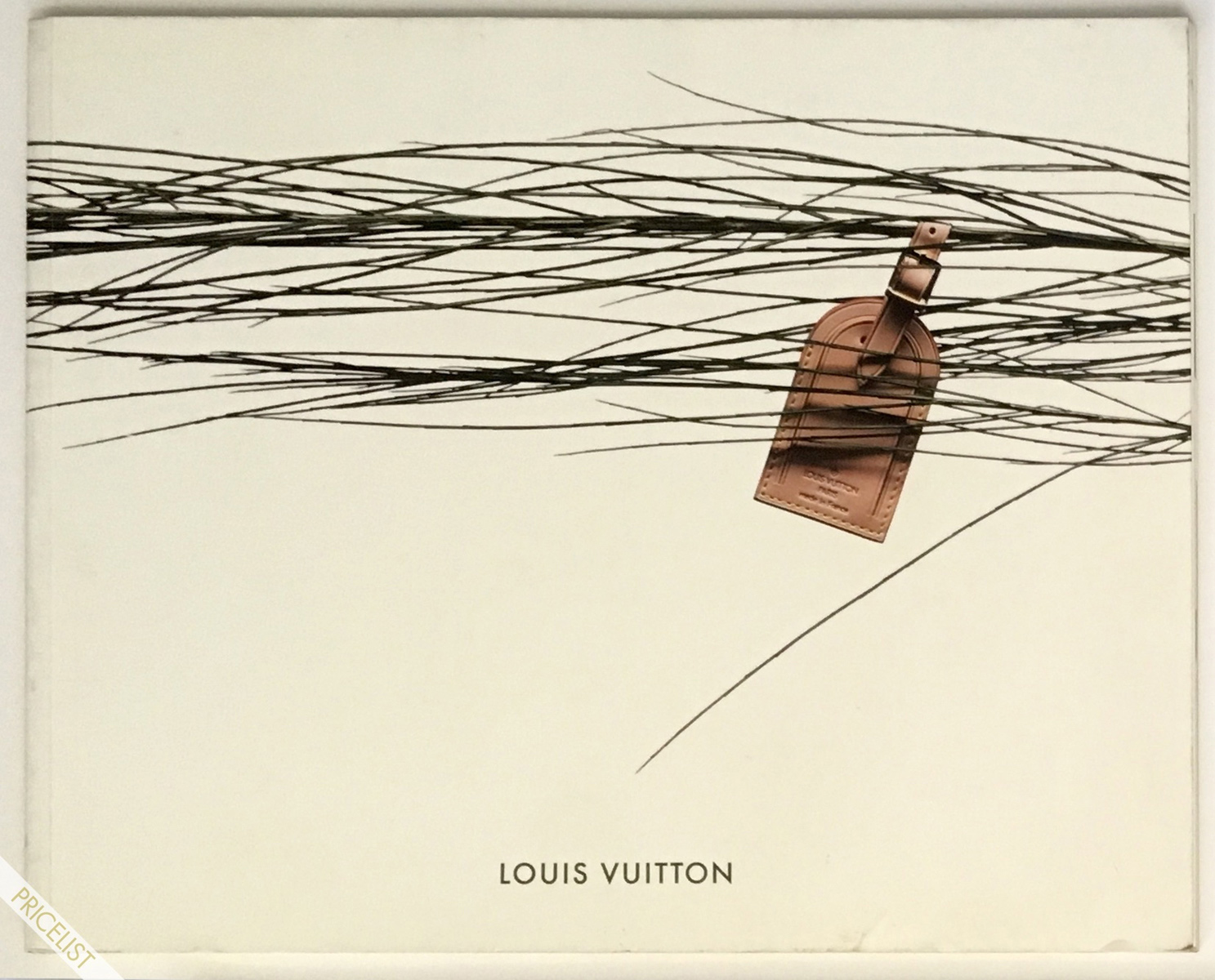 Louis Vuitton Paris Accessories Catalog Maroquinerie Men Women RTW Cover Marc Jacobs Monogram Damier Epi Taiga Nomade Belts Bracelets Jewelry Supreme 2005