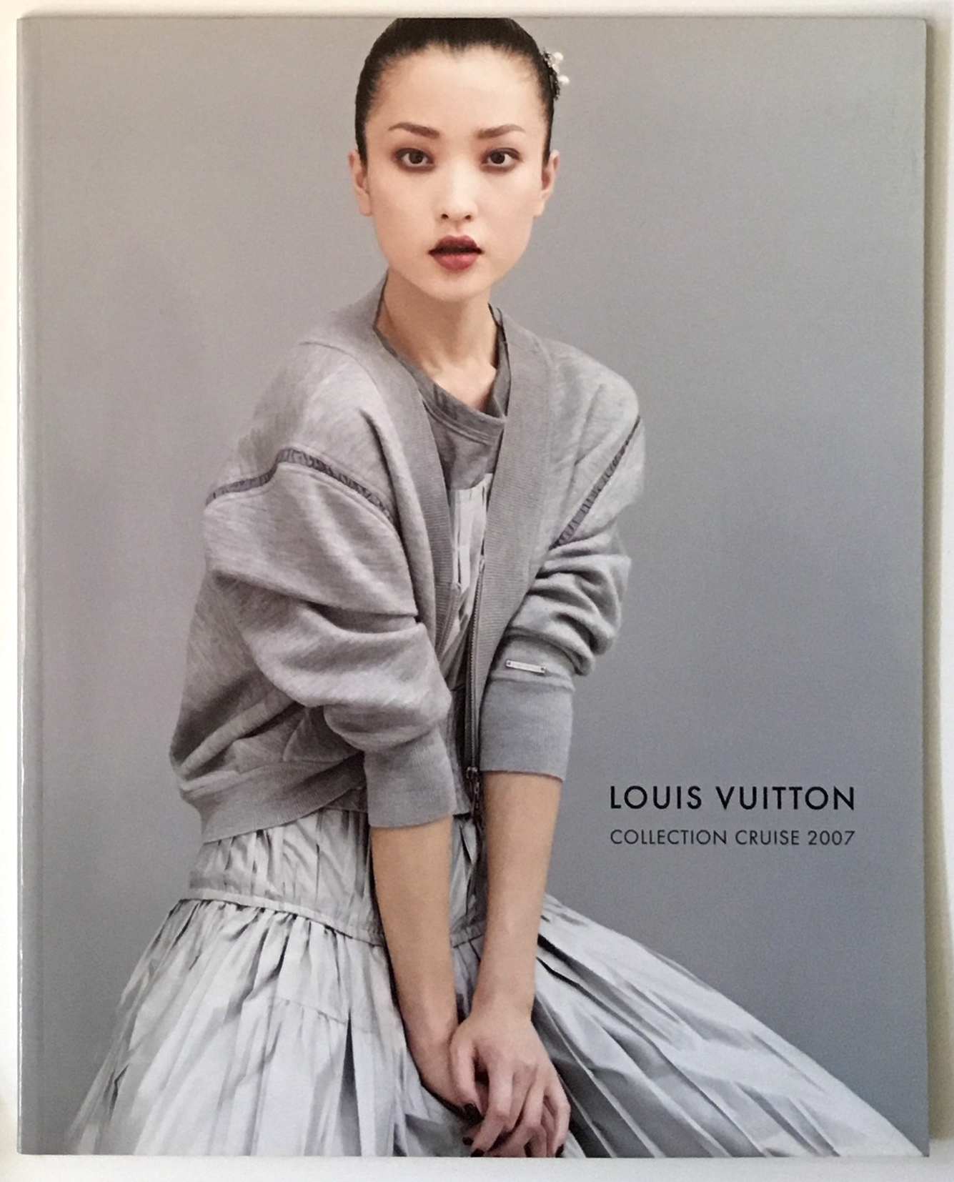 Louis Vuitton Fashion Catalog Cruise Men Women RTW Cover Croisiere Paris Marc Jacobs November Vacation 2007