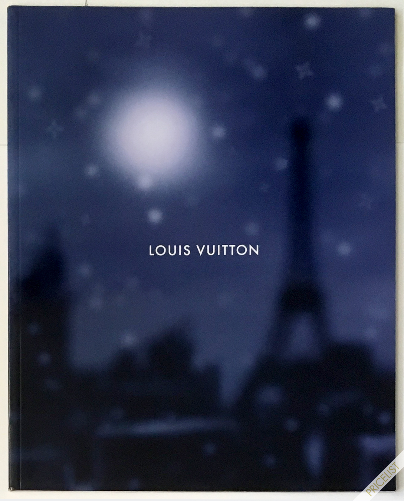 Louis Vuitton Paris Accessories Catalog Maroquinerie Holiday Men Women Cover Marc Jacobs ELuxury 2008 Eiffel Tower