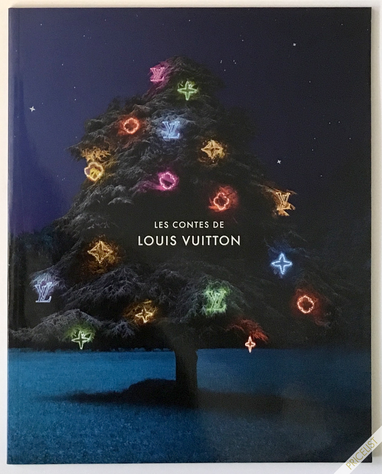 Louis Vuitton Paris Accessories Catalog Maroquinerie Holiday Men Women Cover Marc Jacobs ELuxury Christmas Tree 2009